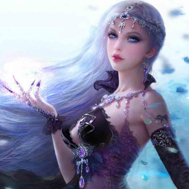 Fantasy Women Wallpaper Engine