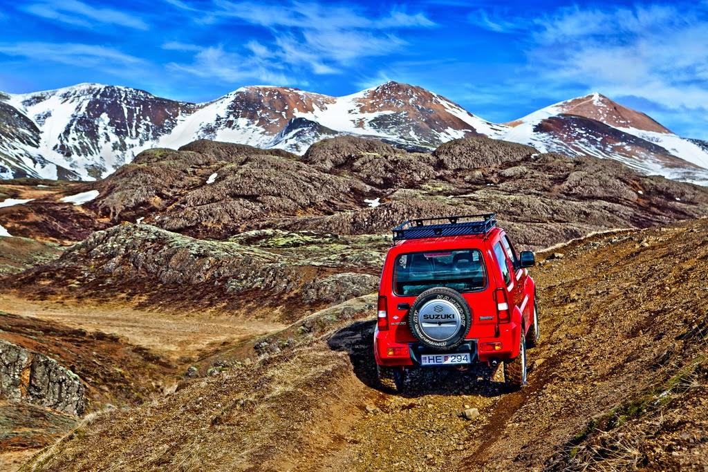 Alquilar coche en Islandia - Alquiler coche barato Islandia