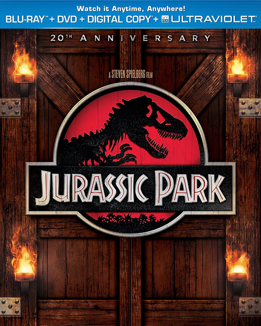 Jurassic Park - Full HD - Dual - Portada