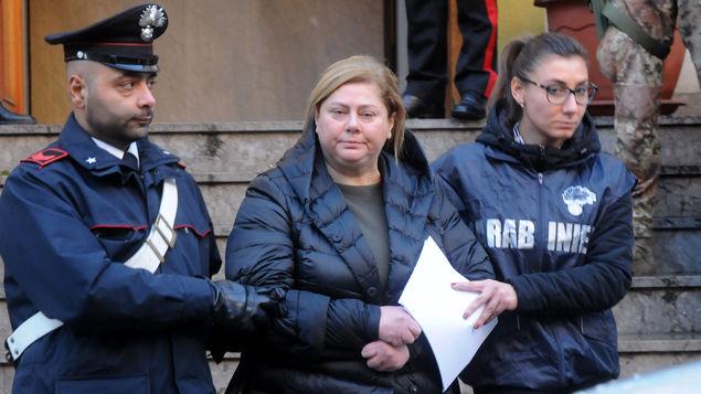 """Detienen en Italia a """"la patrona"""" de Cosa Nostra"""