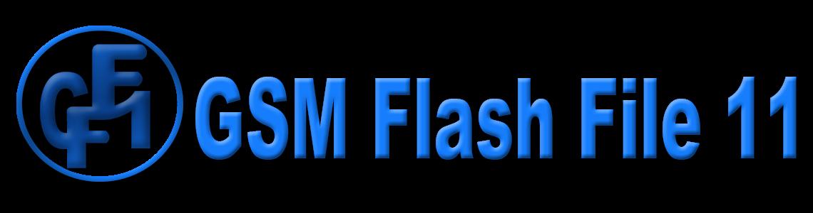GSM Flash File 11