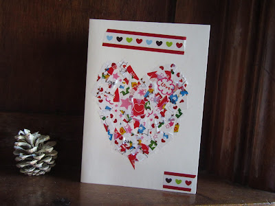Valentines card http://snadralovesblogging.blogspot.co.uk/