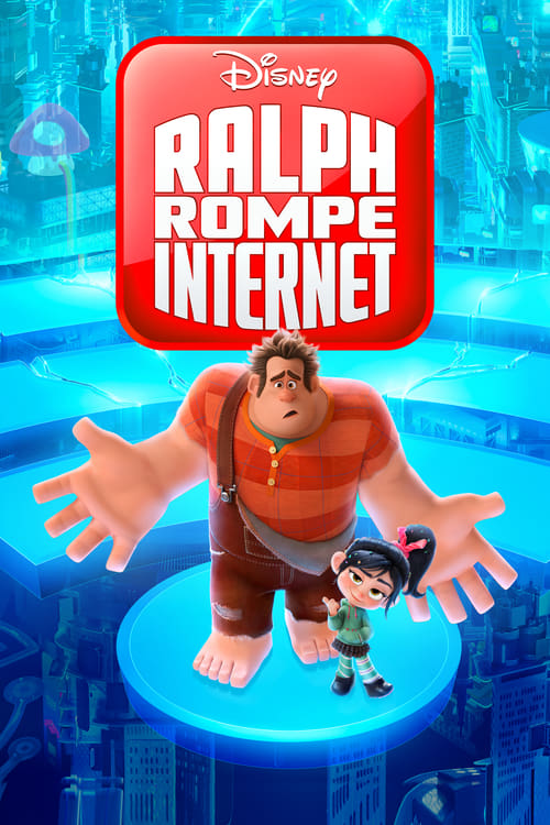 Wifi Ralph (Latino)(HD 1080p)