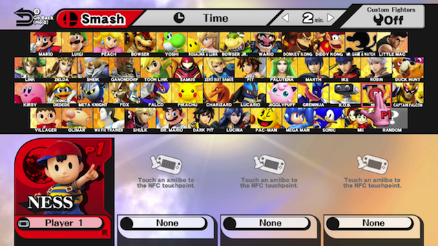 Personnages Soluce Super Smash Bros Wii U SuperSoluce