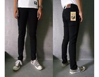 celana jeans pria skinny Premium