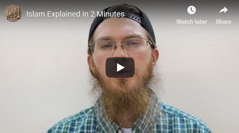 Islam Explained in 2 Minutes