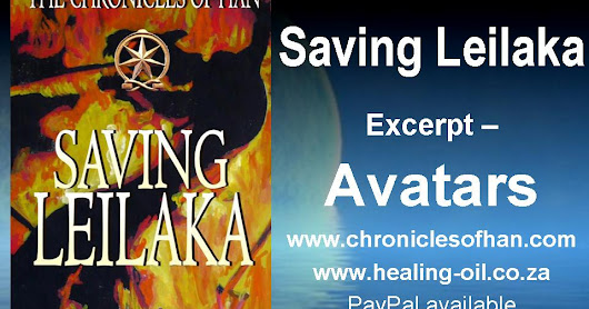 Avatars - Excerpt from Saving Leilaka