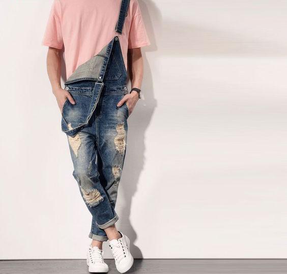 Macho moda blog de moda masculina macac o masculino for Jardineira masculina c a