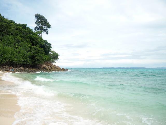 Bamboo Island near Krabi, Thailand