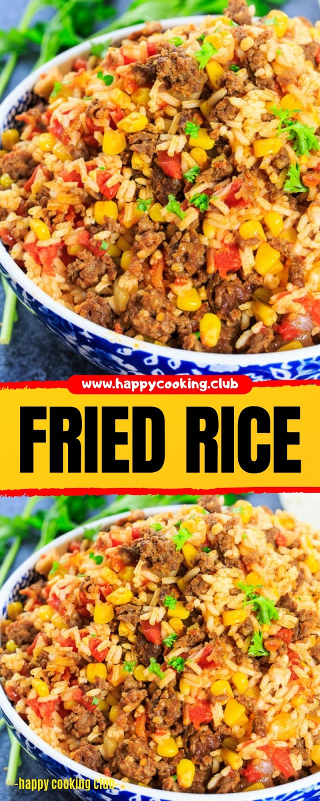 FRIED RICE DELICIOUS