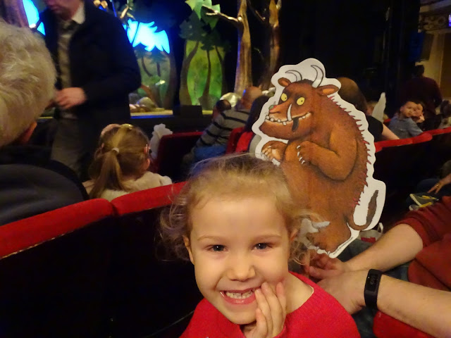 The Gruffalo Live London Review