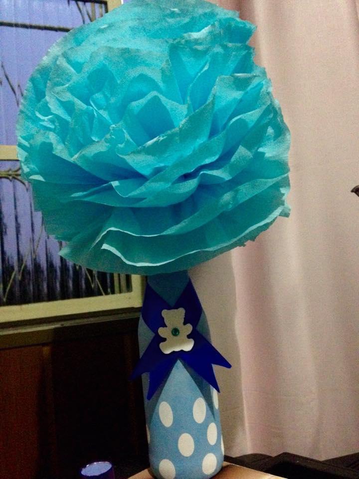Preferência Garrafa decorada com balão passo a passo + ideias | Montando minha  SK94