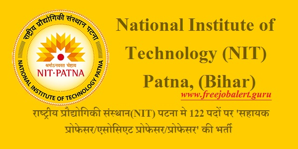 NIT Patna Admit Card Download