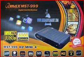حمل احدث ملف قنوات ثابت ومتحرك لرسيفر qmax mst 999 h2 mini 4 بتاريخ 25/02/2018