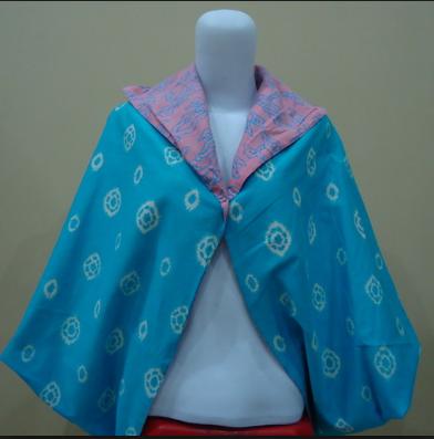 Baju Batik Kerja Wanita Danar Hadi Terbaru