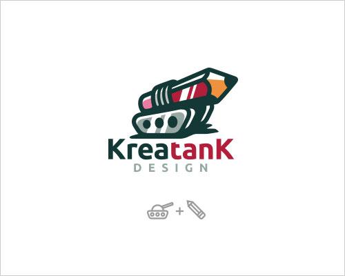 Logo Example - Krea Tank