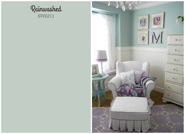 Home By Heidi: Some Of My Favorite Paint Colors