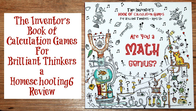 Are You a Math Genius? from The Thinking Tree a Review by Homeschooling6