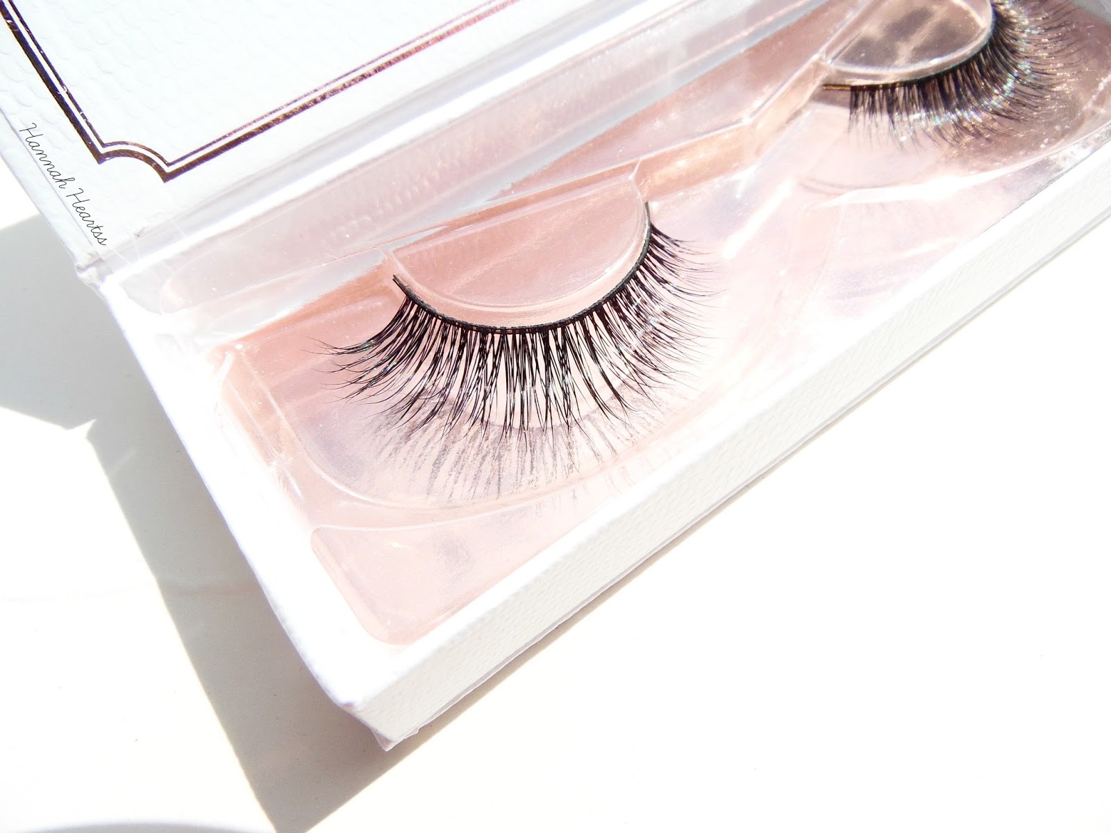 ESQIDO Unforgettable Lashes Review