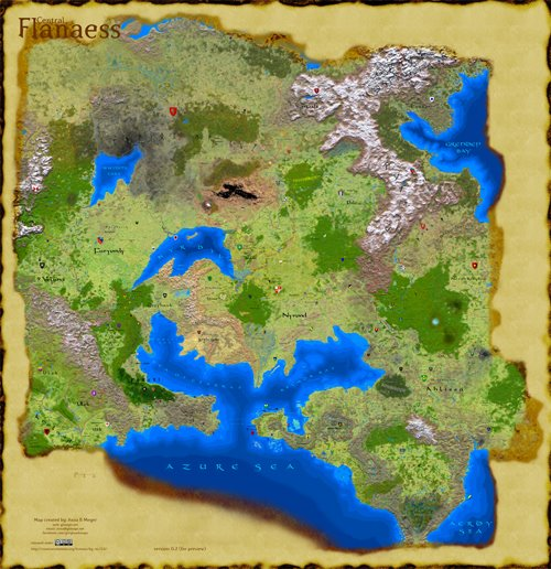 Atlas Of The Flanaess Is A Project That Has Been A Passion Of Annau0027s For  Many Years Now And To Date We Have Been Graced With Many Wonderful Maps  From Her.