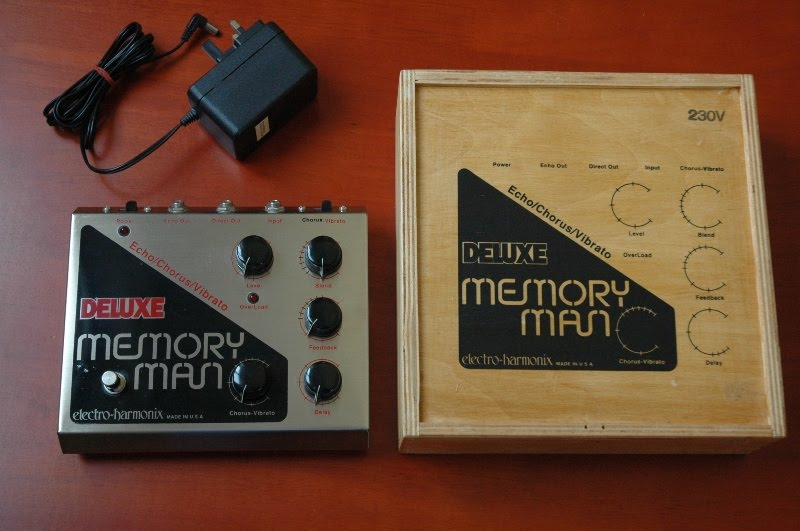 Guitars Amps And Other Gear Electro Harmonix Deluxe