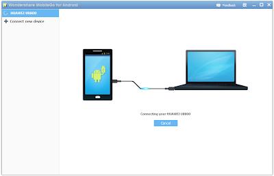 حصريا أفضل برنامج Mobile Go لإدارة أجهزة الاندرويد وربط جهازك بالكمبيوتر وتبادل الملفات