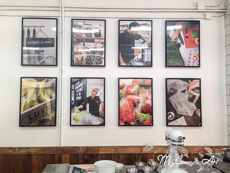Lush Kitchen en Madrid - My Cosmetic Art