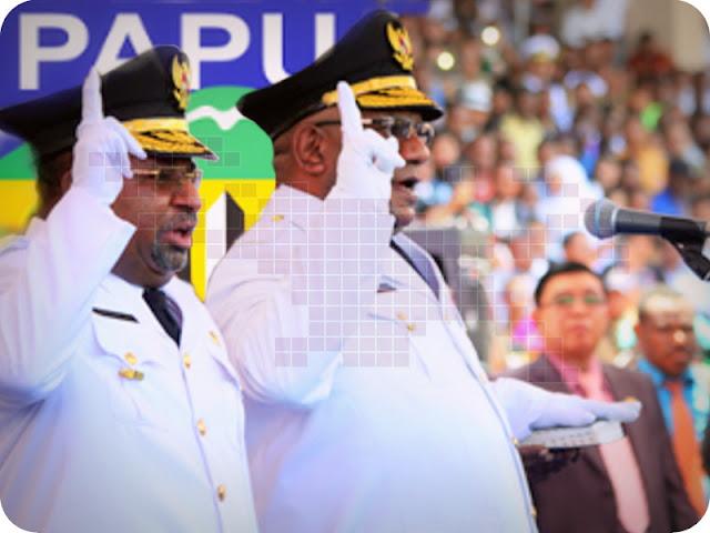 Inilah Tiga Fase Kepemimpinan Lukas Enembe dan Klemen Tinal