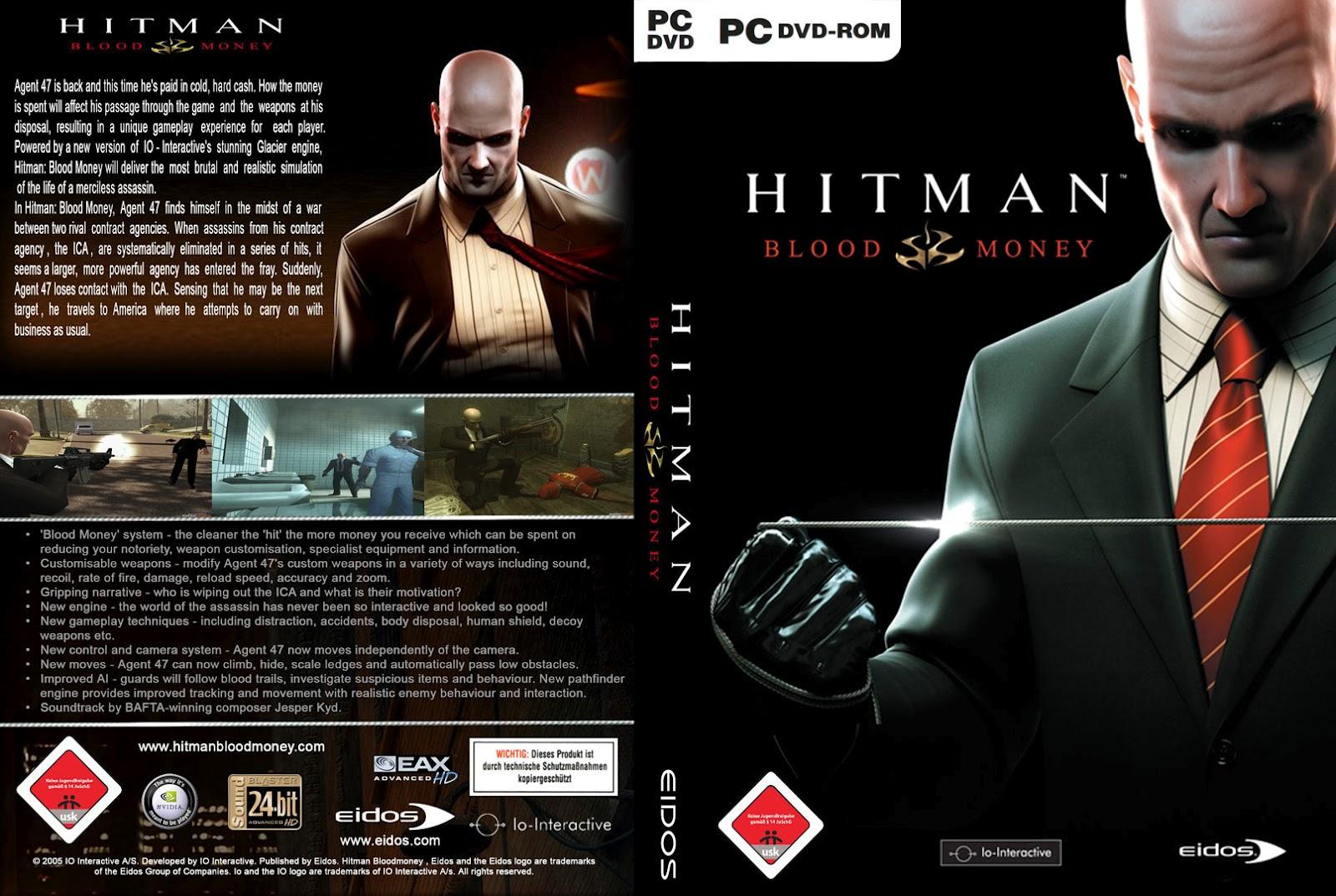 Hitman blood money download