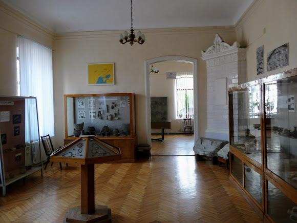 Білгород-Дністровський. Краєзнавчий музей. Пам'ятка архітектури. Експозиція