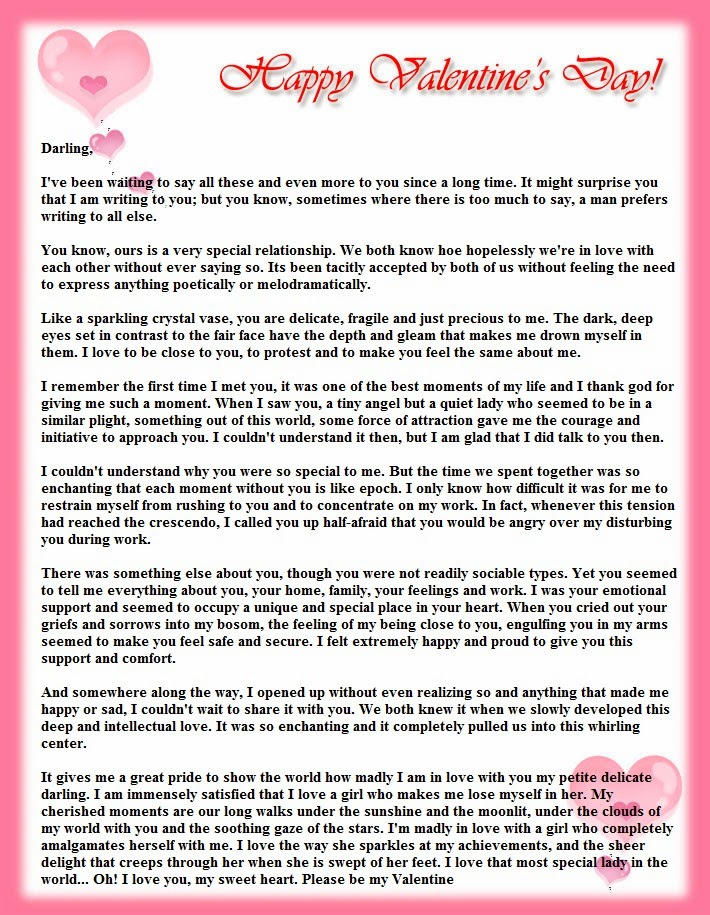 Love Letter Samples To Boyfriend – How to Write Romantic Letters