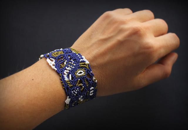 куплю необычный браслет бохо купить цена интернет магазин бижутерии из бисера