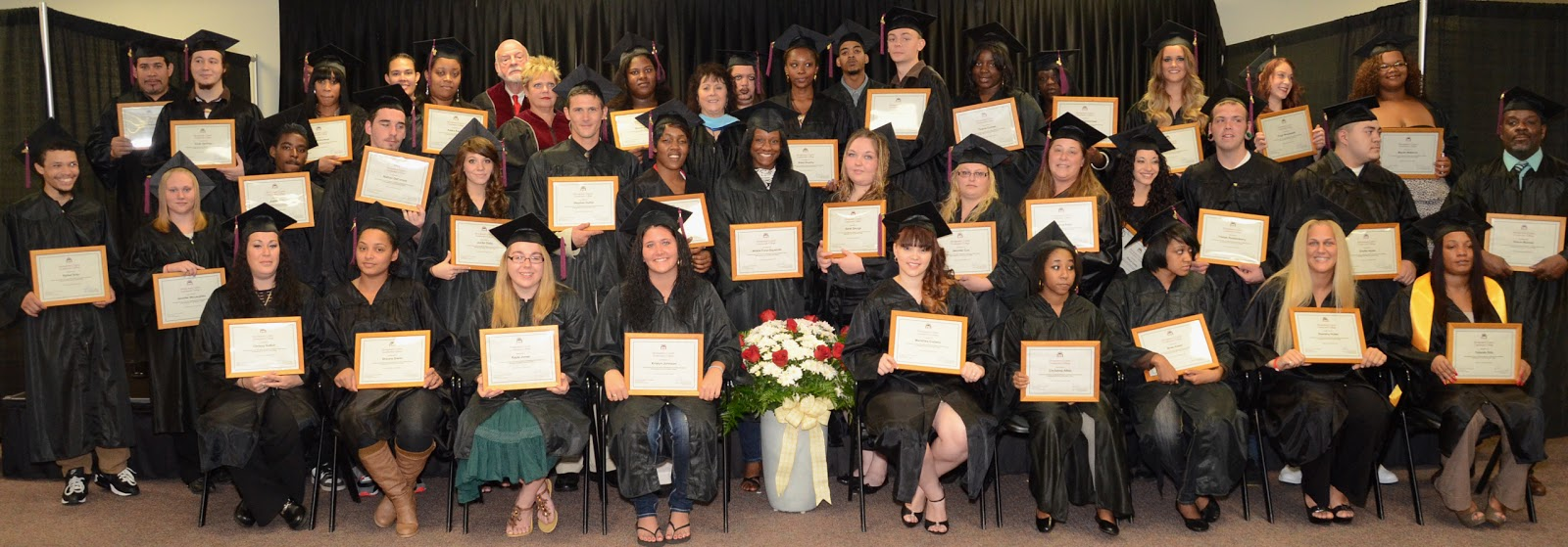 Montgomery College Ged 95