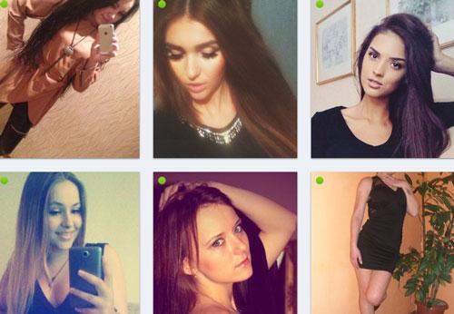 Chicas Rusas o de Ucrania para conocer online