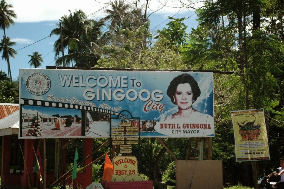 Gingoog city