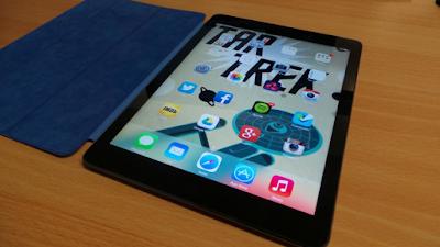 Dia chi thay mat kinh iPad Air chinh hang