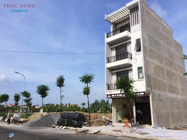 Shophouse dự án Phúc Hưng Complex