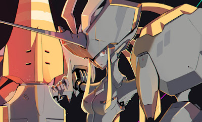 DARLING in the FRANKXX di Studio Trigger e A-1 Pictures