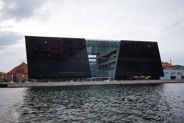Crociera sui canali di Copenhagen-Diamante nero
