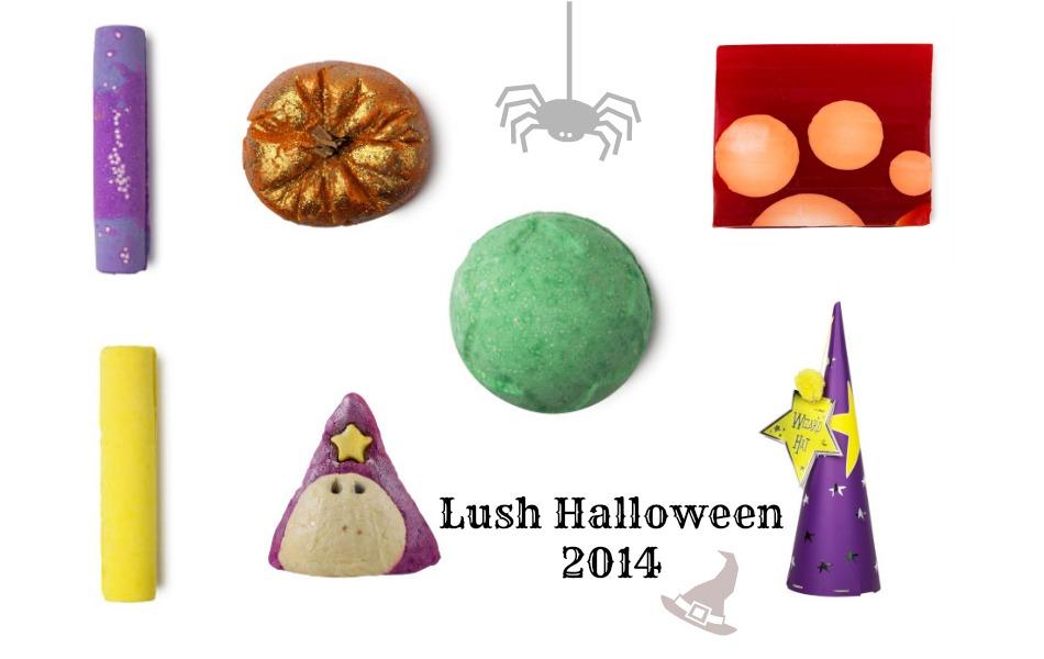 an image of lush halloween 2014