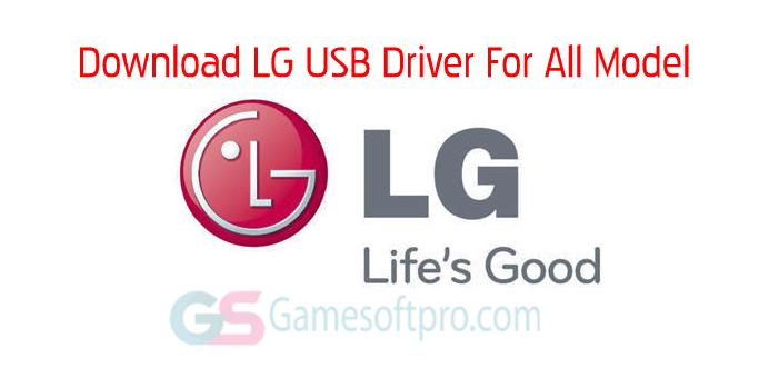 lg e405 usb drivers