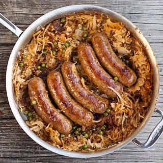 The Best Bratwurst Sausage Recipe