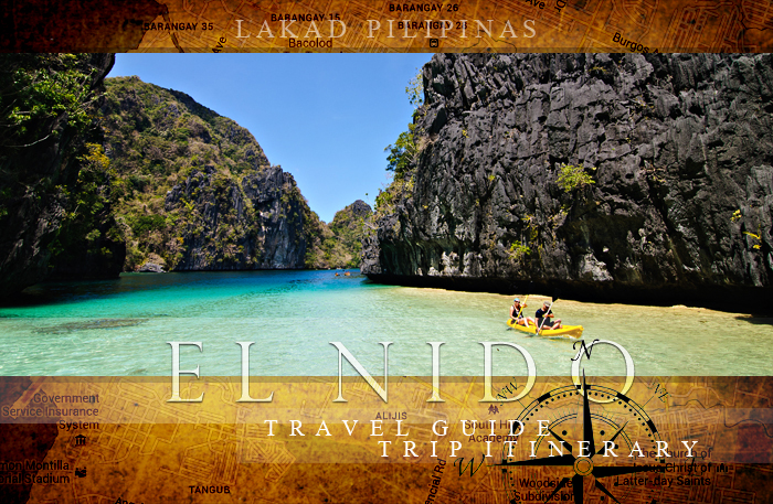 El Nido Travel Blog Guide Itinerary Budget