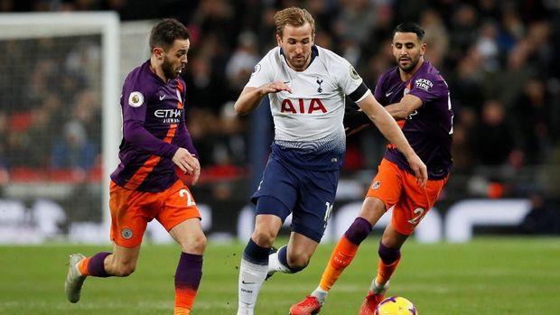 Berikut Beberapa Daftar Pemain Tottenham Hotspur Absen Melawan Man City 2019