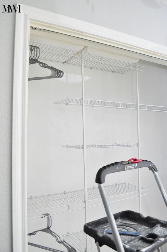 closetmaid 5 to 8 foot closet system