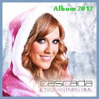 Cascada Album It's Christmas Time cover