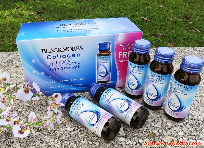 Blackmores Collagen 10,000mg Drink Review, Blackmores Collagen 10,000mg Drink, Collagen Drink, Collagen Drink Review, Clozette Review, Beauty Review, Best Collagen Drink, Best Anti Aging Drink, Blackmores, Blackmores Supplements