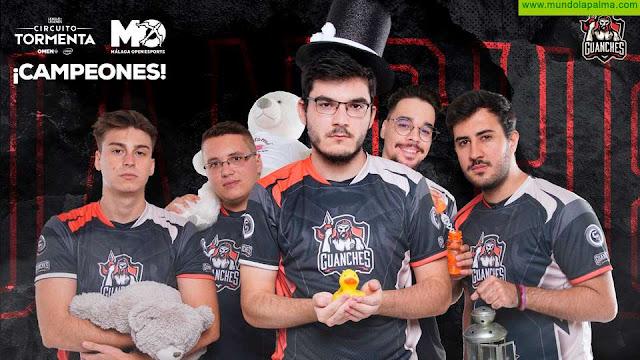 LGA Esports, un equipo canario conquista el Málaga Open