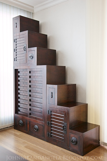Japanese Tansu Step Chest Construction And Diy Projects