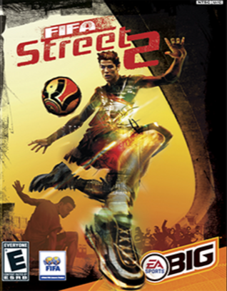 FIFA Street PPSSPP Offline High Compress